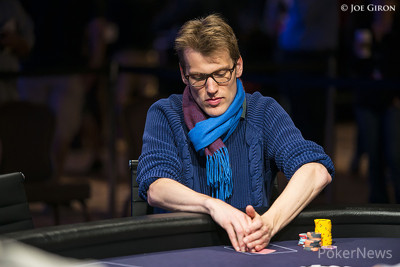 Secondary Table Hand #16: Huge Double Up For Vogelsang Through Ivey