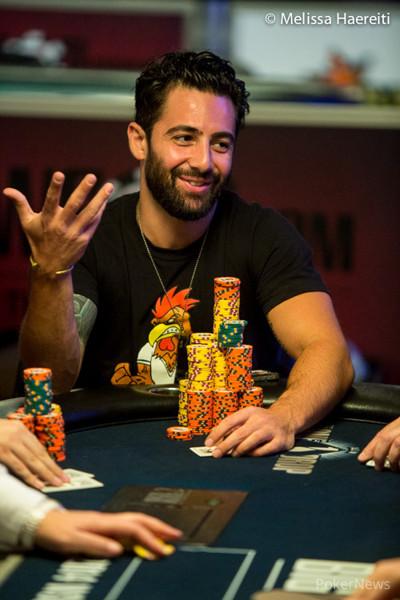 Aaron Massey Aaron Massey Poker Players PokerNews