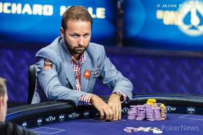 Daniel Negreanu Eliminated in 2nd Place ($8,288,001)