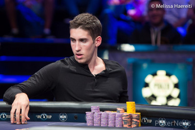 Hands #86-88: Colman Regains Chip Lead