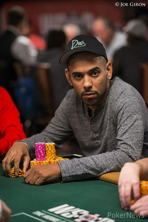 David Williams Hits Half a Million for Chip Lead