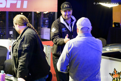 Phil Hellmuth Eliminated in 6th Place ($46,885)