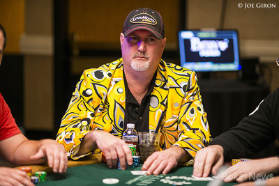 Bad Beat Sends 2007 WSOP Player of the Year to the Rail