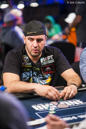 Mizrachi Doubles Through Hansen