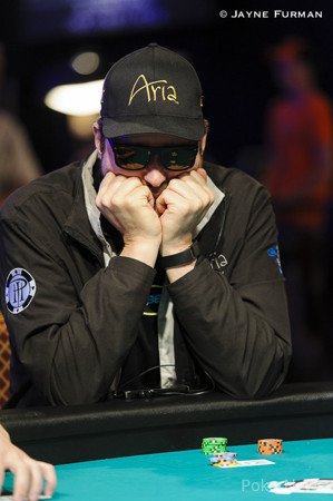 Queens No Good for Hellmuth