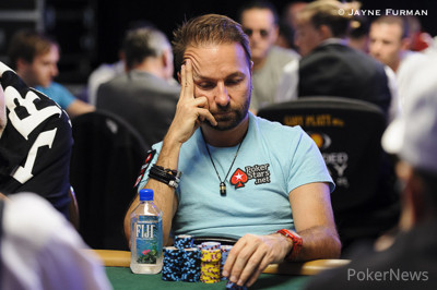 Negreanu's Main Event Comes to an End