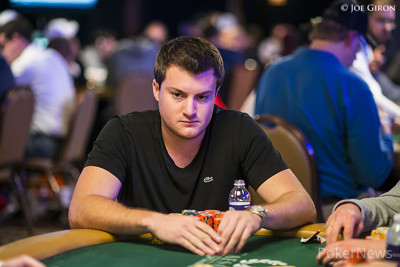 Andrew Liporace leads the way into Day 4