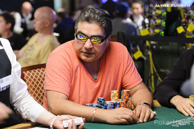 "The First ""Millionaire"" of the 2014 World Series of Poker Main Event"