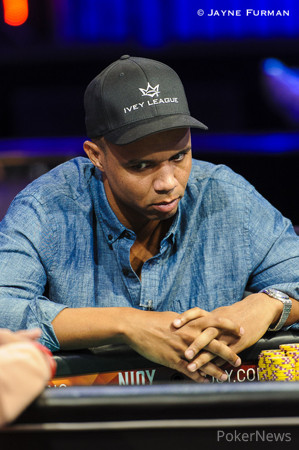 Phil Ivey's Run Comes To An End