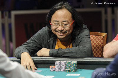 Dong Guo Eliminated in 29th Place; Robert Campbell Eliminated in 30th Place ($230,487)