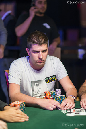 Vladimir Bozinovic Eliminated in 46th Place ($152,025)