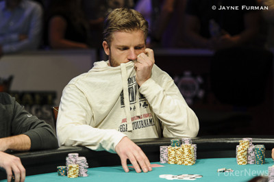 One of The Netherlands' Finest Looks to Clean Up in the WSOP Main Event