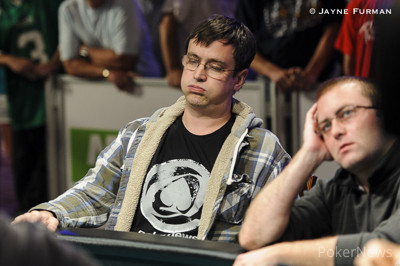 Christopher Greaves is eliminated in 12th place
