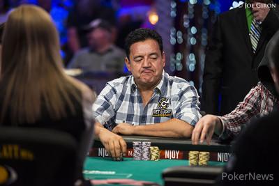 Luis Velador - 10th Place