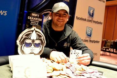 Potawatomi casino milwaukee poker tournament
