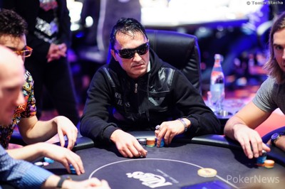 Hyper aggressive poker style