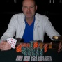 Jorge Peisert winner Event 53 - $1,500 Seven Card Stud Hi/Lo 8-or-better