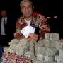 Freddy Deeb, World Champion WSOP $50K HORSE Event #39