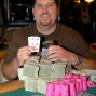 Fred Goldberg, Winner Event 40 - $1,500 Mixed Holdem