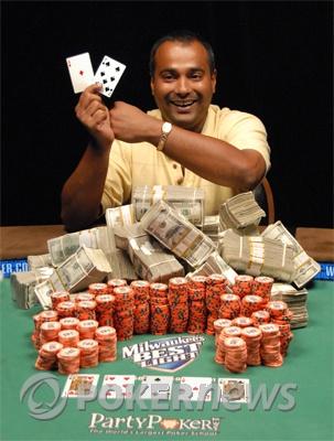 Chandrasekhar Billavara - Winner