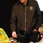 Phil Hellmuth Playing Standing