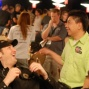 Phil Hellmuth and David Chiu