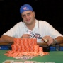 Robert Mizrachi, Winner WSOP $10,000 Pot Limit Omaha Event #50
