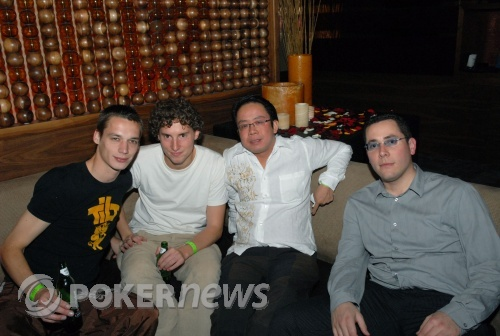 Team PokerNews Players