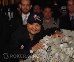 2007 WSOP Champion - Jerry Yang