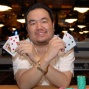 Thang Luu, winner Event #6 2008 WSOP