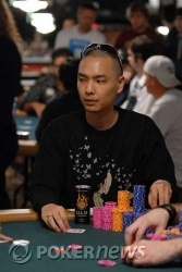 David Rheem begins the final table as the chip leader