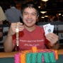 Anthony Rivera, vincitore 2008 WSOP Event #8