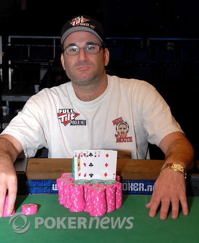Mike Matusow, $5,000 Byu=In No-Limit 2-7 Draw w/ Rebuys Champion