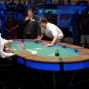 Mike Matusow calls Lisandros all-in