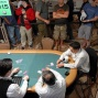 Fu Wong and Eric Brooks go heads-up
