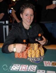 Vanessa Selbst, Event No. 19 Champion