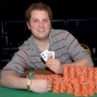 Scott Seiver, 2008 WSOP $5,000 No-Limit Hold'em Champion