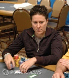 Vanessa Selbst brings a dominant chip lead to the final table