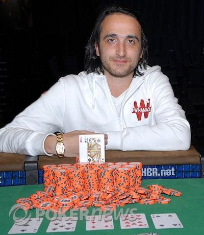 David Kitai 2008 WSOP $2,000 Pot-Limit Hold'em Chyampion