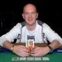 Jesper Hougaard, 2008 WSOP $1,500 No-Limit Hold'em Champion