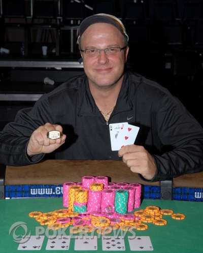 Frank Gray, 2008 WSOP $1,500 Mixed Hold'e
