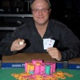 Frank Gray, 2008 WSOP $1,500 Mixed Hold'em Champion