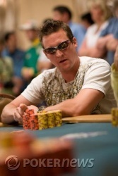 Current Chip Leader Thom Werthmann