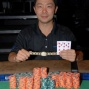 David Woo, 2008 WSOP Event #39 winner