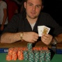 Max Greenwood, Winner 2008 WSOP Event #44