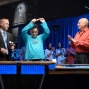 Joe Commisso raises his first WSOP braceelt