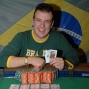Alexandre Gomes, 2008 WSOP $2,000 No Limit Hold'em Champion