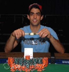 David Daneshgar - Event No. 52 Champion