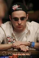 Current Chip Leader Craig Marquis