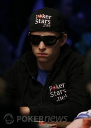 PokerStars Million Dollar Man Peter Eastgate